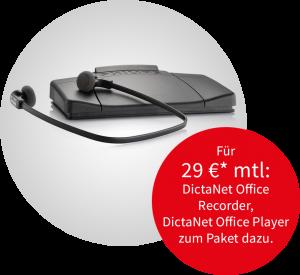 Philips Transcription-Set im Paketpreis